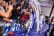 Marco Spissu<br /> Banco di Sardegna Dinamo Sassari - Fiat Auxilium Torino<br /> LBA Serie A Postemobile 2018-2019<br /> Sassari, 28/10/2018<br /> Foto L.Canu / Ciamillo-Castoria