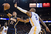 20150107 - Indiana Pacers @ Golden State Warriors