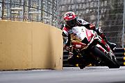 Gary JOHNSON, Briggs Equipment Kawasaki, Kawasaki<br /> 64th Macau Grand Prix. 15-19.11.2017.<br /> Suncity Group Macau Motorcycle Grand Prix - 51st Edition<br /> Macau Copyright Free Image for editorial use only