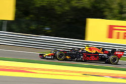 August 30, 2019, Spa Francorchamps, Belgium: ALEXANDER ALBON (THA) in action during the second free practice session of the Formula one Belgian Grand Prix at the SPA Francorchamps circuit - Belgium (Credit Image: © Pierre Stevenin/ZUMA Wire)