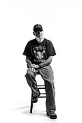 Michael Whitmore<br /> Navy<br /> Army<br /> E-6<br /> Survey Section Chief<br /> Navy Engine Mechanic<br /> 06/65-06/67<br /> Vietnam War<br /> <br /> Veterans Portrait Project Photo by Stacy L. Pearsall
