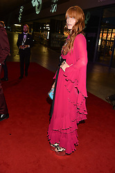 FLORENCE WELCH at the GQ Men of The Year Awards 2016 in association with Hugo Boss held at Tate Modern, London on 6th September 2016.
