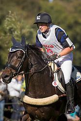 Jung Michael (GER) - Fischer Ricona<br /> Cross country 7 years old horses<br /> Mondial du Lion - Le Lion d'Angers 2014<br /> © Dirk Caremans<br /> 18/10/14