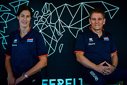 Avital Selinger is presented as the new national coach of the Dutch women's volleyball team. Selinger succeeds Giovanni Caprara, who had to guide the Netherlands to the Olympic Games in January but failed. Francien Huurman will be his new assistant on November 20, 2020 in Utrecht