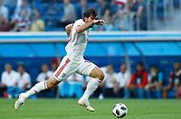 Karim Ansarifard (Iran)<br /> Saint Petersburg 15-06-2018 Football FIFA World Cup Russia  2018 <br /> Morocco - Iran / Marocco - Iran <br /> Foto Matteo Ciambelli/Insidefoto