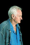 Eminent British film director John Boorman, pictured at the Edinburgh International Book Festival where he talked about his life in film and his recently published memoirs. The Book Festival is the world's biggest literary festival with appearances by over 500 authors from across the world...