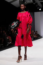 Johannesburg 251018 Day 3 of the 21st SA Fashion week is taking place in Sandton North of Johannesburg.BRICS countries designers show cased their work.Photo Simphiwe Mbokazi/African News Agency ANA l