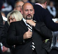 Derby County's President and Chief Executive Sam Rush - Mandatory by-line: Robbie Stephenson/JMP - 07966386802 - 29/07/2015 - SPORT - FOOTBALL - Derby,England - iPro Stadium - Derby County v Villarreal CF - Pre-Season Friendly