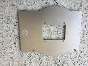 """Omega D2 Enlarger; 2 1/4"""" x 3 1/4"""" (6x7 cm) film holder."""