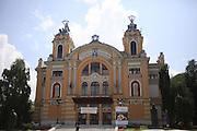 Cluj-Napoca, Romania The Lucian Blaga National Theatre