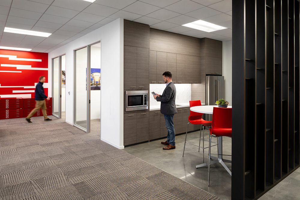 Office Interior of BC   A in Irvine, CA
