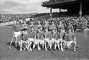 16/04/1967<br /> 04/16/1967<br /> 16 April 1967<br /> National Hurling League: Clare v Dublin at Croke Park, Dublin. <br /> The Clare team.