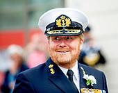 Koning en minister-president bij Nederlandse Veteranendag