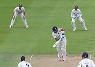 Jeetan Patel (Warwickshire County Cricket Club) in action during the LV County Championship Div 1 match between Durham County Cricket Club and Warwickshire County Cricket Club at the Emirates Durham ICG Ground, Chester-le-Street, United Kingdom on 15 July 2015. Photo by George Ledger.
