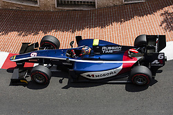 May 26, 2017 - Monaco, Monaco - 06 MARKELOV Artem from Russia of Russian Time during the Monaco Grand Prix of the FIA Formula 2 championship, at Monaco on 26th of May of 2017. (Credit Image: © Xavier Bonilla/NurPhoto via ZUMA Press)