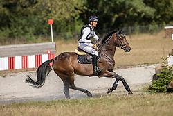 Schrade Dirk, GER, Dyri<br /> CCI2*-S Arville 20202<br /> © Hippo Foto - Dirk Caremans<br />  22/08/2020
