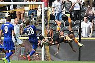Hull City v Leicester City 130816