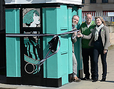 Greens back Green Tardis | Edinburgh | 2 May 2016