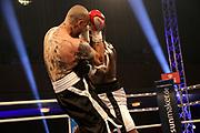 Boxen: SES-Box-Gala, Magdeburg, 11.05.2019<br /> Schwergewicht: Peter Kadiru (GER)  - Paolo Iannucci (ITA)<br /> © Torsten Helmke