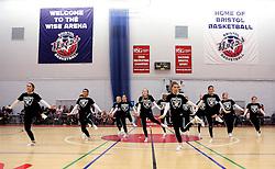 Angels Dance Academy - Mandatory by-line: Robbie Stephenson/JMP - 08/09/2016 - BASKETBALL - SGS Arena - Bristol, England - Bristol Flyers v USA Select - Preseason Friendly