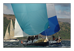 The final day of the Bell Lawrie Scottish Series, breezy and bright conditions from the North allowed the sailors to compete on a level par...Class 1, GBR 574R Seanachaidh and 9641R Local Hero XX .