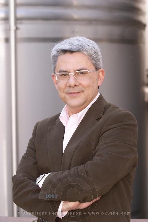 julio otero owner , Bodegas Otero, Benavente spain castile and leon