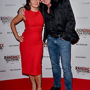 Michael Flatley and The Telegraph attend Blackbird - World Premiere with Michael Flatley at May Fair Hotel, London, UK. 28th September 2018.