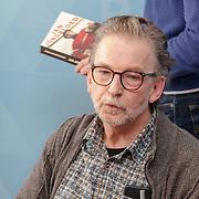 NLD/Amsterdam/20190330 - Boekpresentatie Oud keeper Jan Jongbloed, Leo Driessen