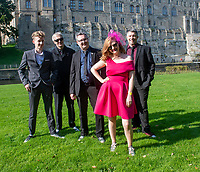 TR5   live at the picnic at the castle,Warwick Castle photo by Brian Jordan
