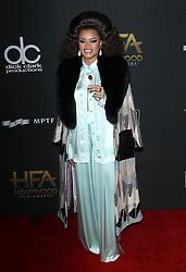 Hollywood Film Awards - Los Angeles. 05 Nov 2017 Pictured: Andra Day. Photo credit: Jaxon / MEGA TheMegaAgency.com +1 888 505 6342