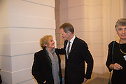 MARGARET HODGE; SIR NICHOLAS SEROTA, Tate Britain reopening party. Tate Britain. 18 November 2013
