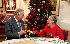Prince of Wales in Gloucestershire - 22 Dec 2016