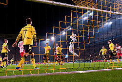 01.11.2011, Signal Iduna Park, Dortmund, GER, UEFA Champions League, Vorrunde, Borussia Dortmund (GER) vs Olympiacos Piraeus (GRE), im Bild Parade Roman Weidenfeller (#1 Dortmund) // during Borussia Dortmund (GER) vs Olympiacos Piraeus (GRE) at Signal Iduna Park, Dortmund, GER, 2011-11-01. EXPA Pictures © 2011, PhotoCredit: EXPA/ nph/  Kurth       ****** out of GER / CRO  / BEL ******