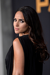 Adria Arjona attends the Pacific Rim Uprising global premiere at the TCL Chinese Theatre on March 21, 2018 in Los Angeles, California. Photo by Lionel Hahn/AbacaPress.com
