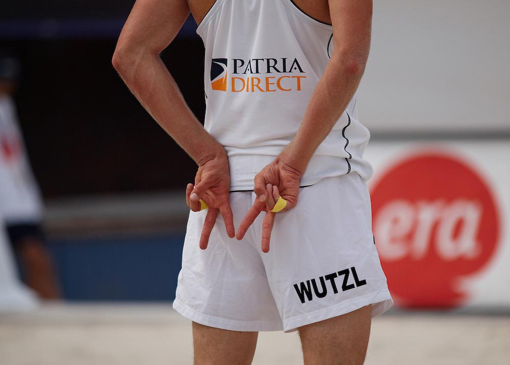 Swatch FIVB Patria Direct Open 2010 - AUT vs CZE