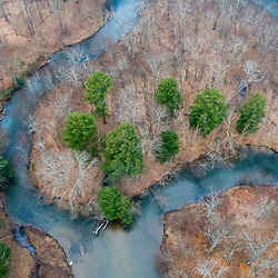 East Branch Clarion River, Johnsonburg, PA.