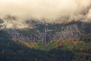 Bird Woman Falls, Glacier National Park