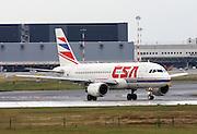 OK-MEK Czech Airlines (CSA) Airbus A319-100