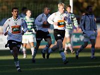 Fotball , Adecco - ligaen ,  16 .  Oktober 2005 , Hønefoss Idrettspark  , <br /> Hønefoss  v  Løv - Ham  (1-2)<br /> <br /> Kamal Saaliti , scoret Hønefoss reduseringsmål.