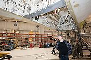 OKC Barons Visit Tinker AFB - 3/7/2011