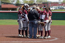 22 April 2017:   during a Missouri Valley Conference (MVC) women's softball game between the Missouri State Bears and the Illinois State Redbirds on Marian Kneer Field in Normal IL
