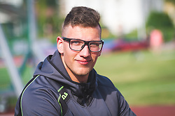 Kristjan Ceh during day 2 of Slovenian Athletics Cup 2019, on June 16, 2019 in Celje, Slovenia. Photo by Peter Kastelic / Sportida