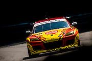 16-18 August, 2012, Montreal, Quebec, Canada.Patrick Dempsey, Joe Foster, Dempsey Racing / Mazda RX-8.(c)2012, Jamey Price.LAT Photo USA.
