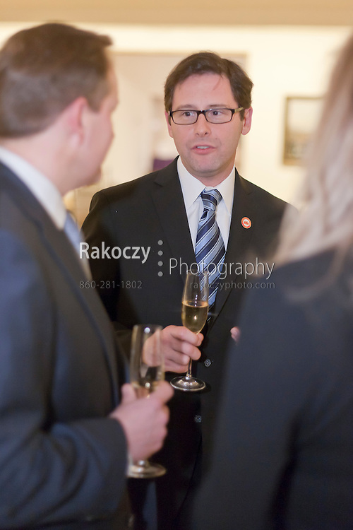 Reception at the Wadsworth Atheneum Museum of Art