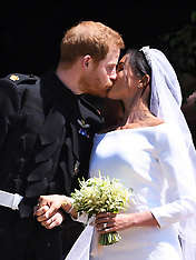 Prince Harry and Meghan Markle - 04 May 2019