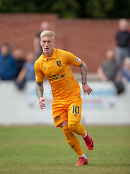 Livingston Craig Sibbald. Livingston 1 v 0 Annan Athletic, Scottish League Cup Group F, played 21/7/2018 at Prestonfield, Linlithgow.