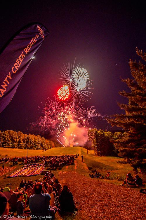 July 4th Firework Celebration