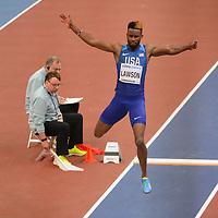 2018 World Indoor Athletics