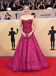 24th Annual Screen Actors Guild Awards held at the Shrine Exposition Center. 21 Jan 2018 Pictured: Kristen Bell. Photo credit: OConnor-Arroyo / AFF-USA.com / MEGA TheMegaAgency.com +1 888 505 6342