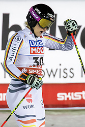 14.02.2019, Aare, SWE, FIS Weltmeisterschaften Ski Alpin, Riesenslalom, Damen, 2. Lauf, im Bild Marlene Schmotz (GER) // Marlene Schmotz of Germany reacts after her 2nd run of ladie's Giant Slalom of FIS Ski World Championships 2019. Aare, Sweden on 2019/02/14. EXPA Pictures © 2019, PhotoCredit: EXPA/ Dominik Angerer